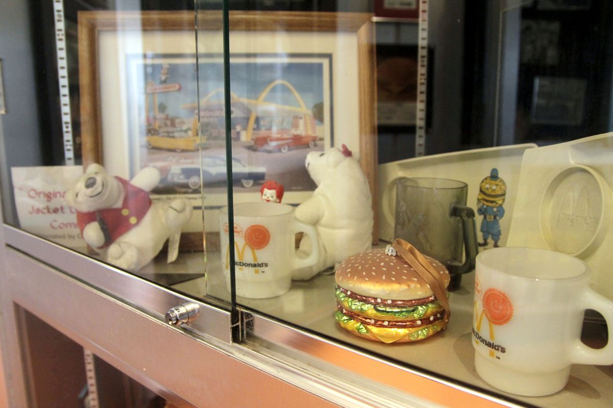 A Pilgrimage to the World's Oldest Surviving McDonald's
