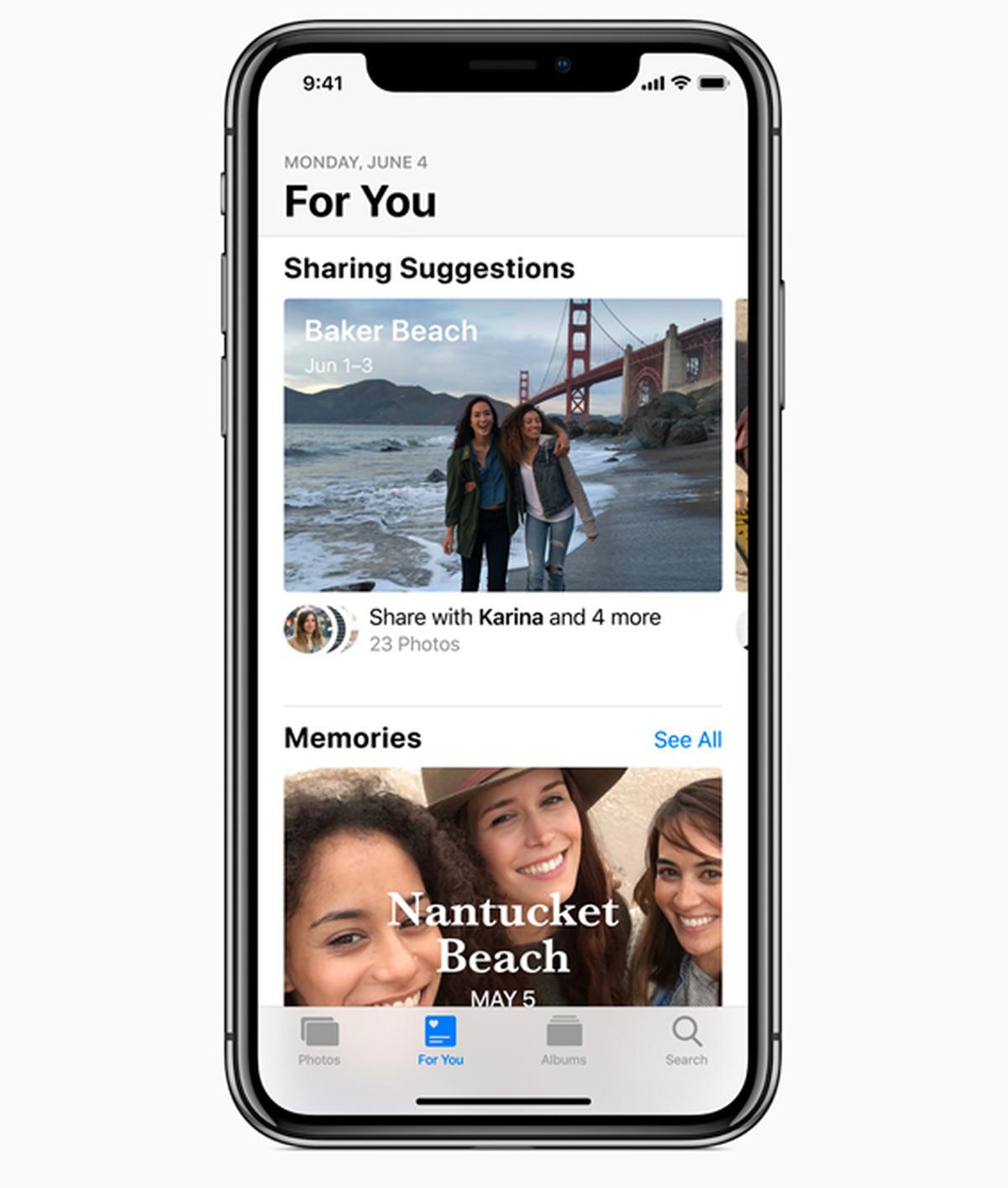a5565e23281 A los amigos que reciben fotos se les pide que compartan sus propias fotos  y vídeos del mismo evento. Muchas de estas nuevas funciones son un claro  intento ...