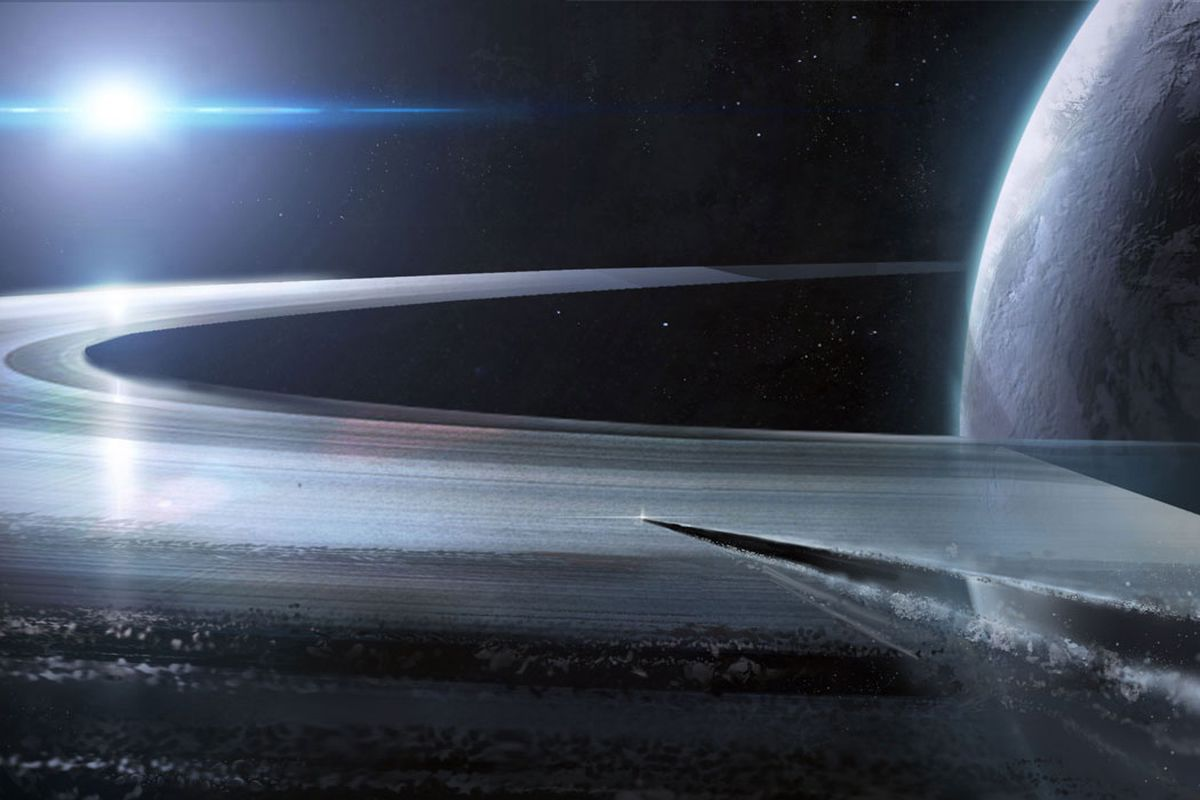 BioWare announces a new Mass Effect novel coming next year