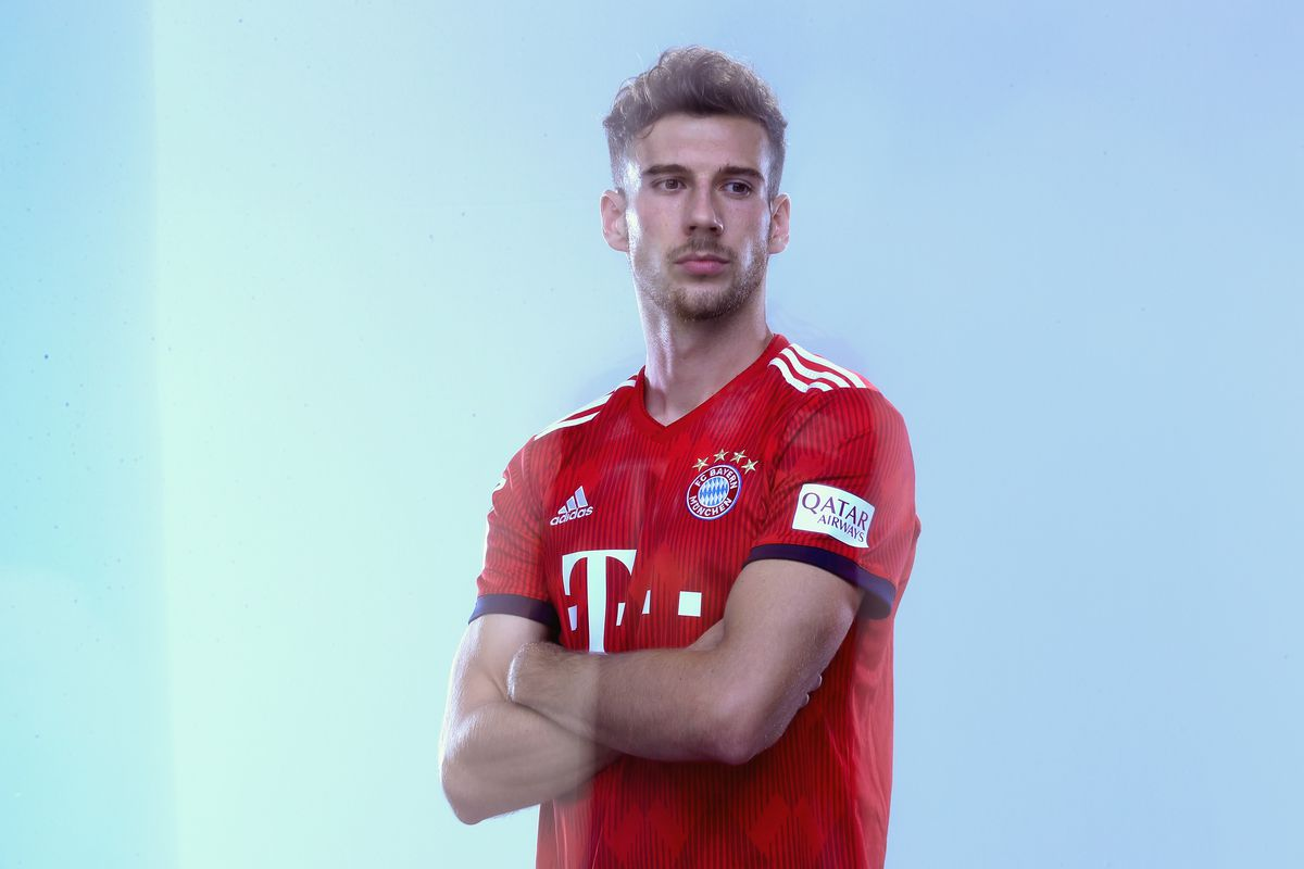 the latest a1151 76022 Leon Goretzka is just what Bayern Munich needed - Bavarian ...