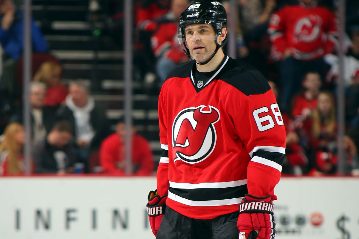 If you would move Jaromir Jagr, then what would be an acceptable return?