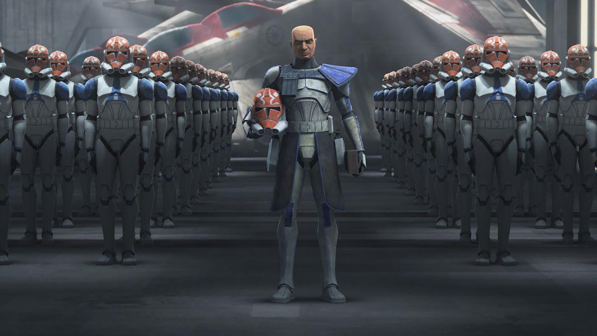 Clone Wars Season 7 Episode 1 Revives The Star Wars Show S Best