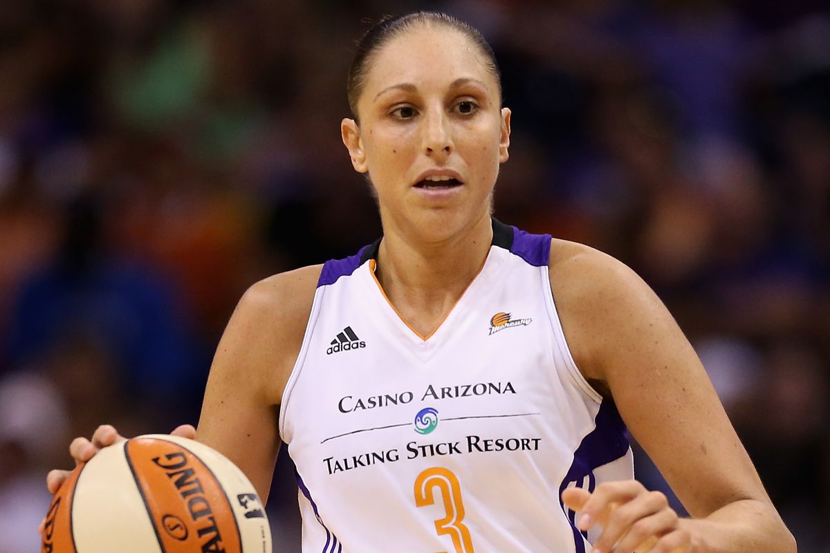 Diana Taurasi ran an efficient offense for the Mercury, which should give the Sparks problems.