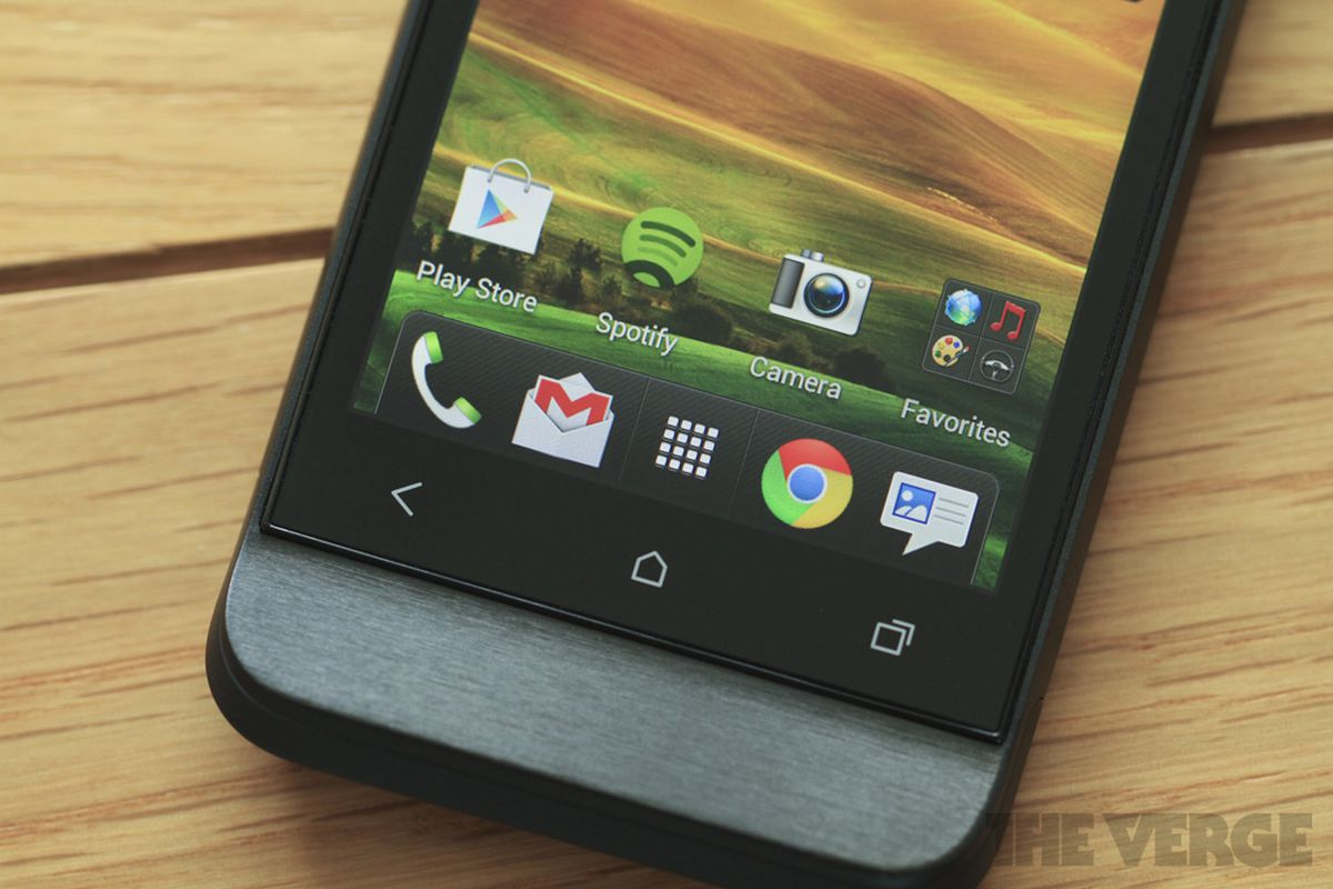 Gallery Photo: HTC One V review images
