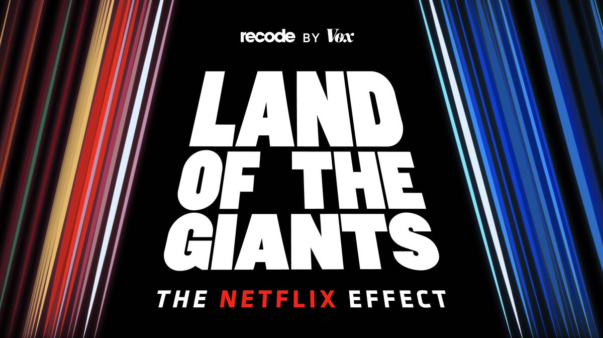Land of the Giants: the Netflix Effect artwork