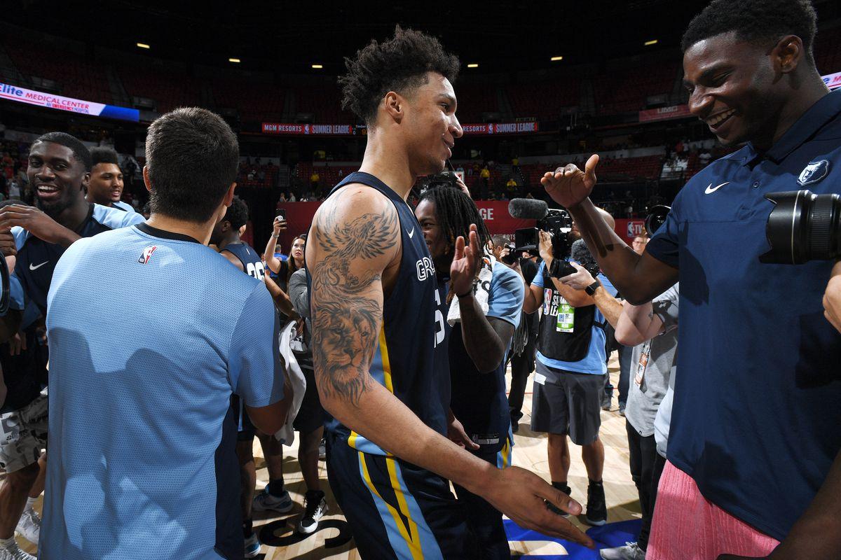 2019 Las Vegas Summer League - Memphis Grizzlies v Minnesota Timberwolves