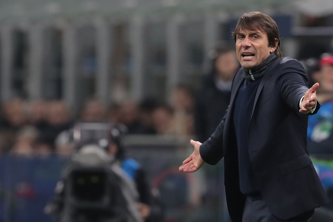 Champions League defeat will help Conte?s Inter in the long run