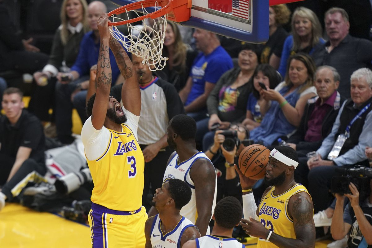 Image result for lakers vs warriors usa today