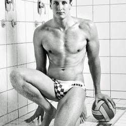 Croatian water polo player