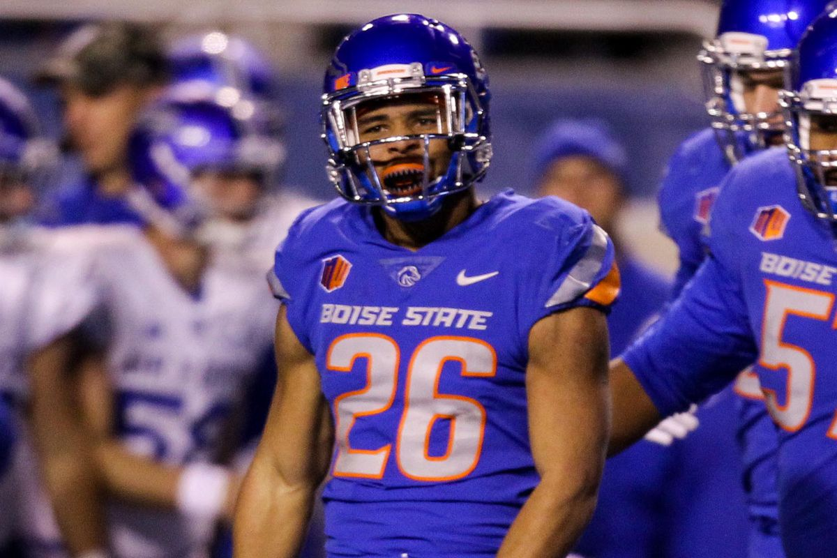 NCAA Football: Air Force at Boise State