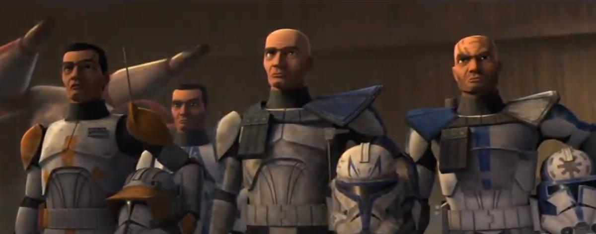 Star Wars: The Clone Wars season 7 trailer: Ahsoka & Anakin are back