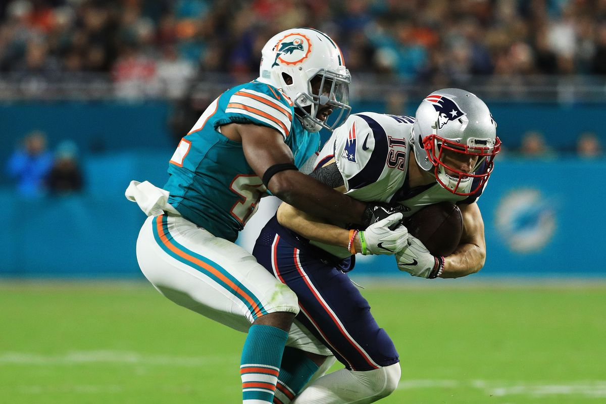 ed8aae1a Patriots vs Dolphins: How to watch, game time, TV schedule, channels ...