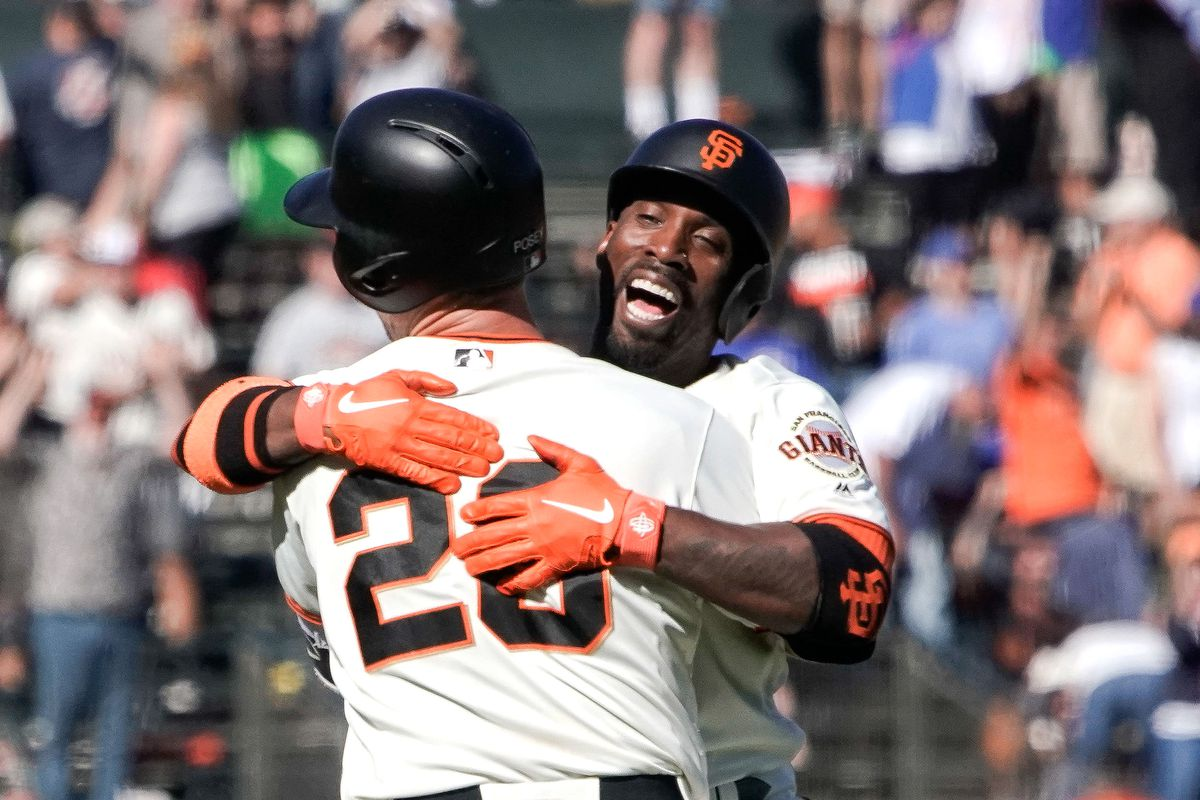 online retailer 953bf 965fd Year in Review: Andrew McCutchen was the Giants' best hitter ...