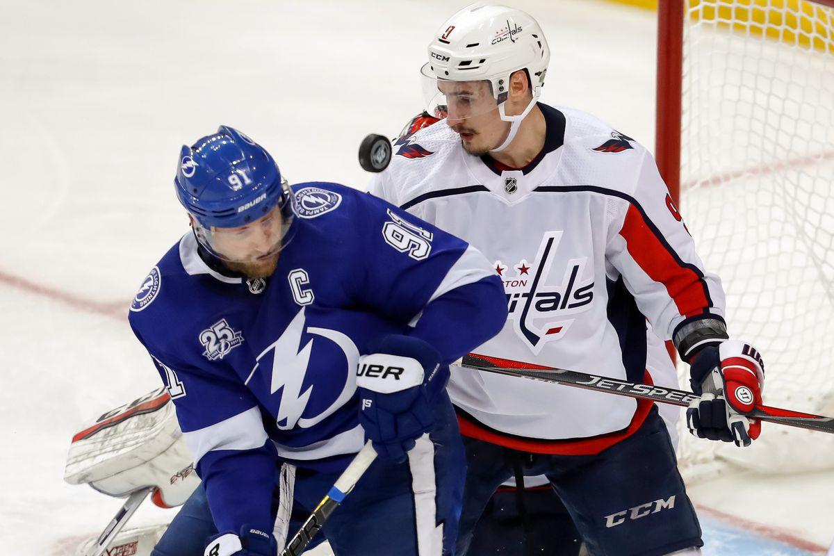 Washington Capitals v Tampa Bay Lightning - Game Seven