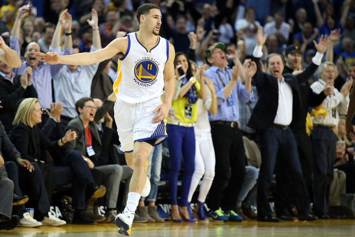 e5cbb5c8e 2015 NBA scores  Klay Thompson destroyed the Grizzlies and 3 other things  we learned