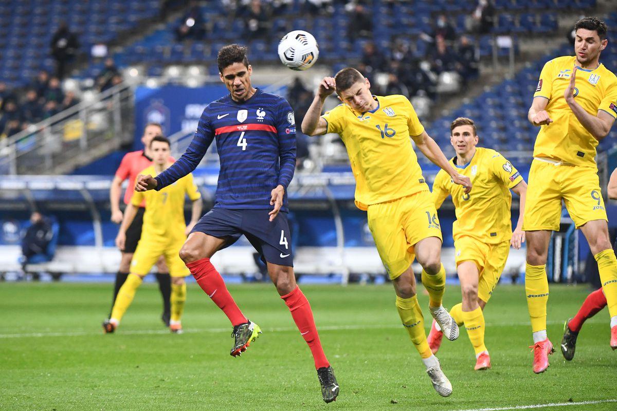 France v Ukraine - Qualifying World Cup 2022