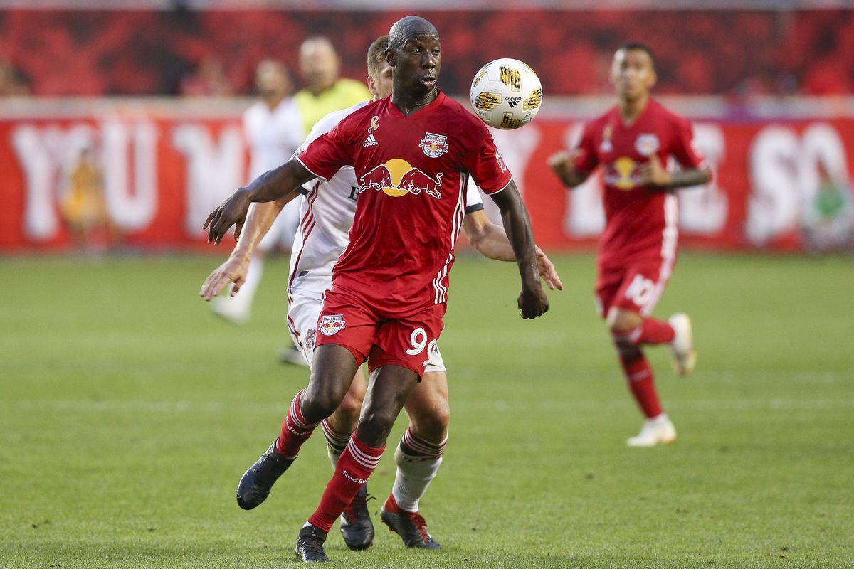 MLS: Toronto FC at New York Red Bulls
