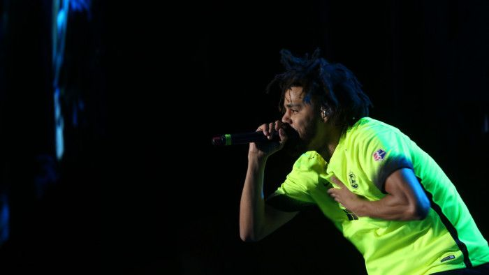 J. Cole at The Meadows