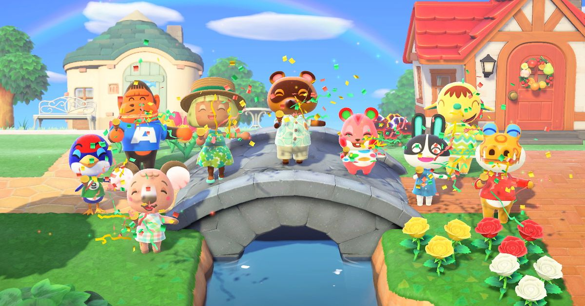 Animal Crossing: New Horizons: hands-on with Nintendo's adorable Switch life sim