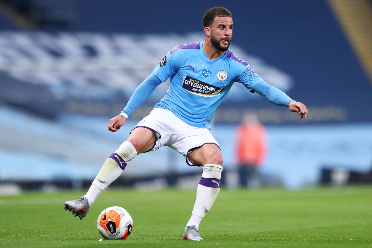 """Kyle Walker: """"I think it's only right we finish the season and we ..."""