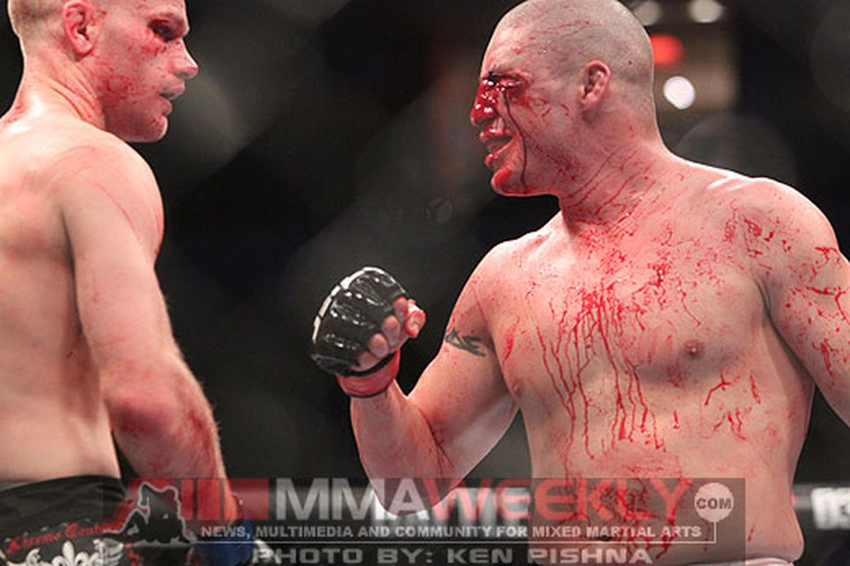 UFC on Versus 3: Indefinite Medical Suspensions for Diego ...