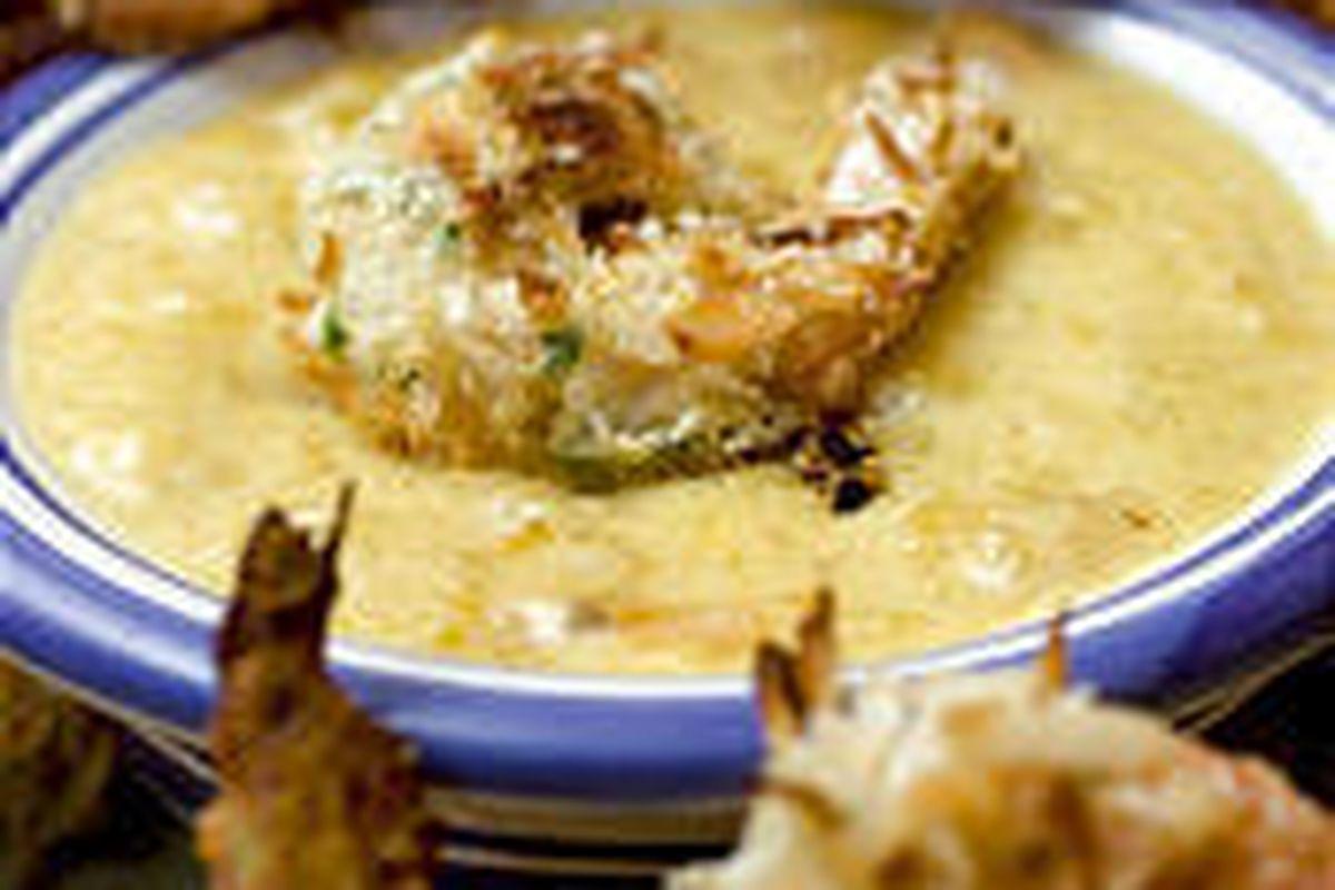 Trim Calories From Coconut Shrimp Deseret News