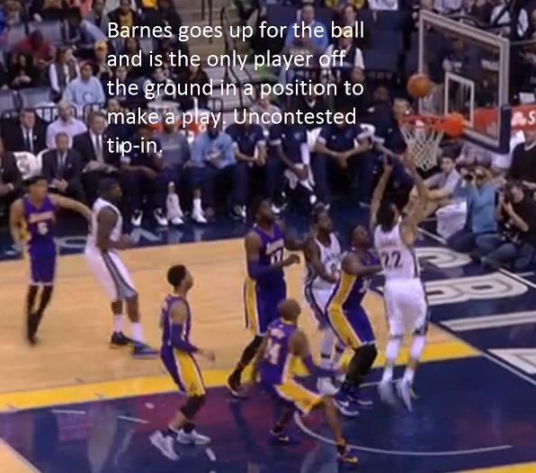 Barnes Rebound 3