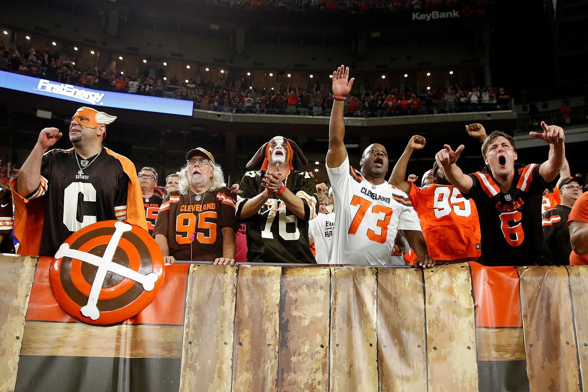 Browns vs  Ravens 2018 TV schedule, channel, uniform, streaming, and