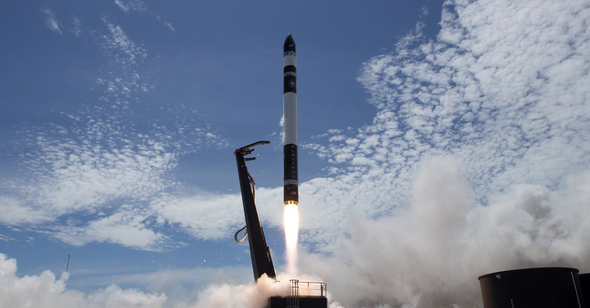 Space startup Rocket Lab will build a second launch site in Virginia