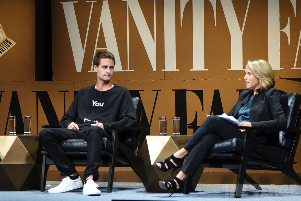 Ads are coming soon to Snapchat, CEO Evan Spiegel says ...