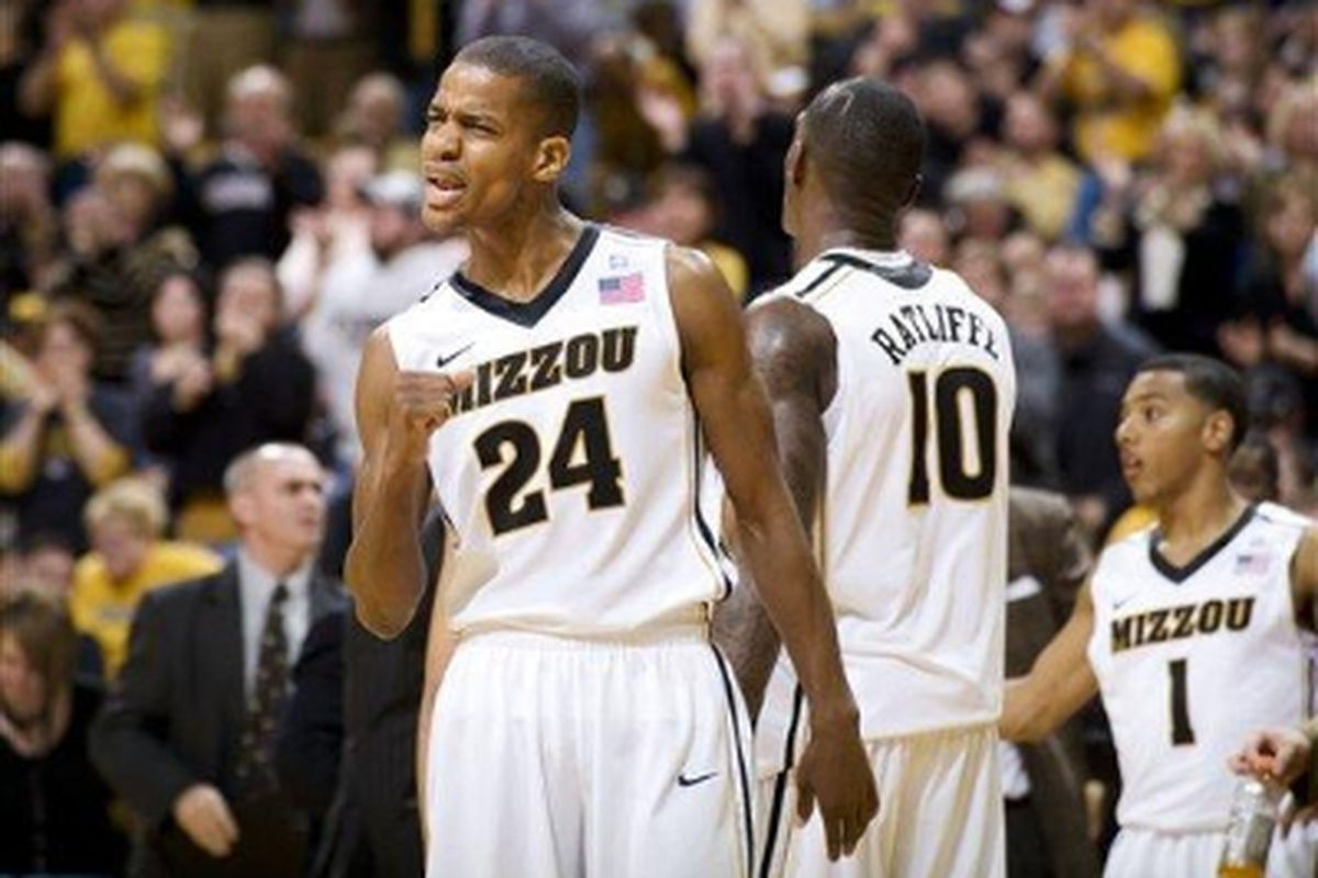Missouri is off to a 9-0 start in men's basketball, the Tigers' best start to a season since 2006-07.