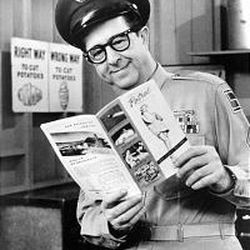 """""""The Phil Silvers Show"""" is called one of 1955's great premieres."""