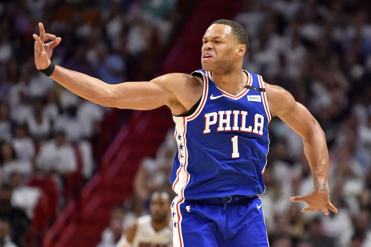 Philadelphia 76ers v Miami Heat - Game Three
