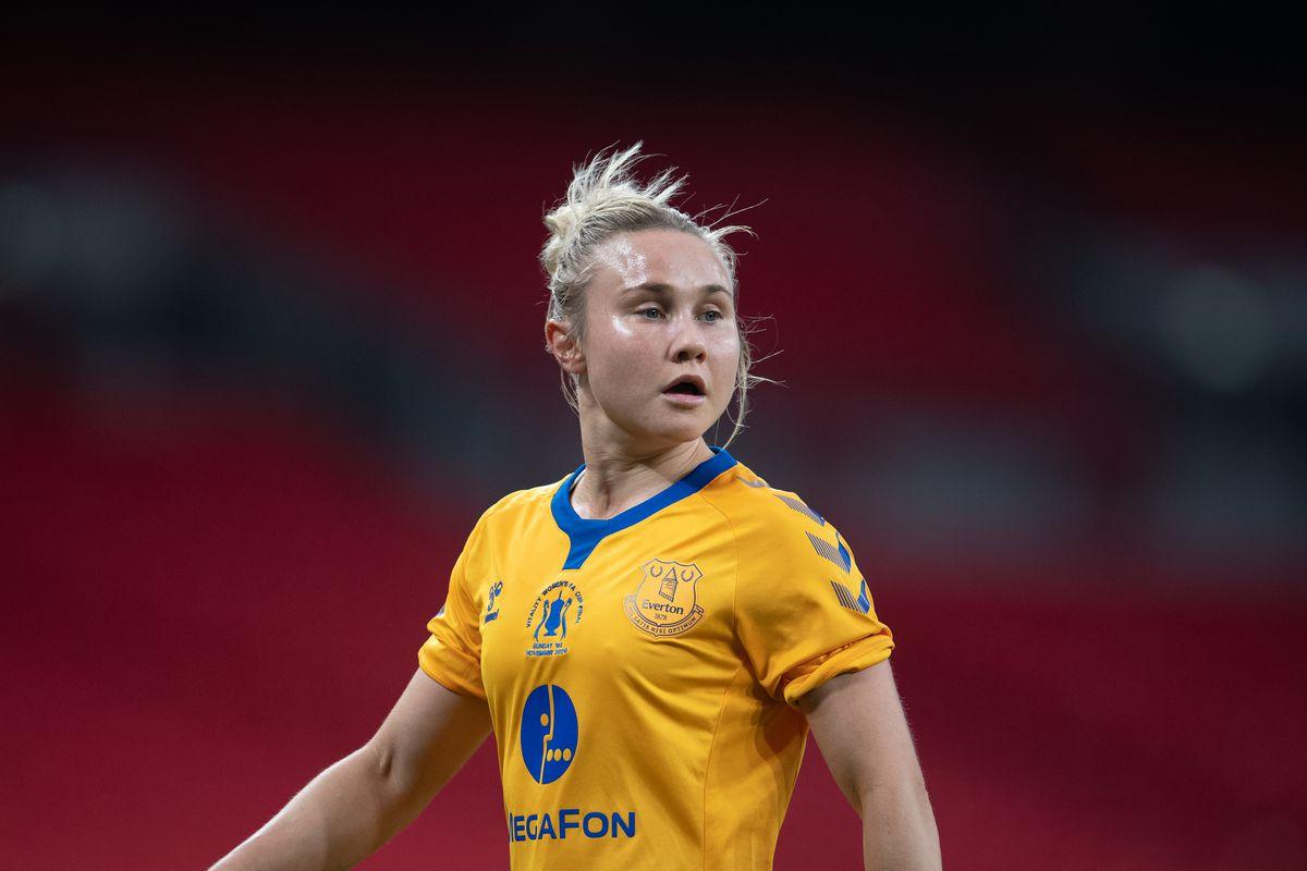 Everton v Manchester City - Vitality Women's FA Cup: Final