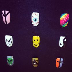 Kleur's sweet nail art options