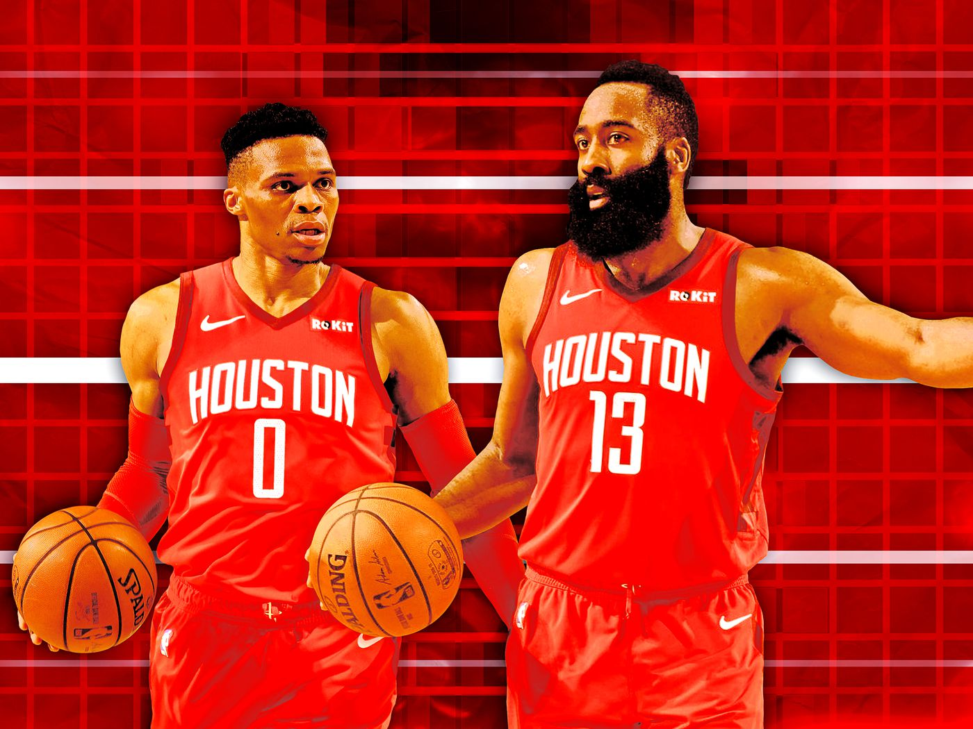 The 30 Facts That Will Make Or Break The Harden Westbrook
