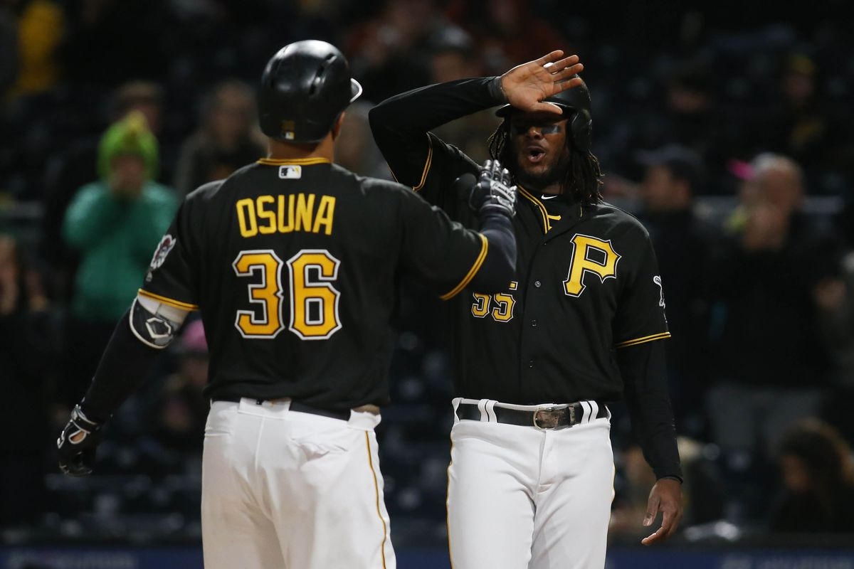 MLB: Game Two-Detroit Tigers at Pittsburgh Pirates