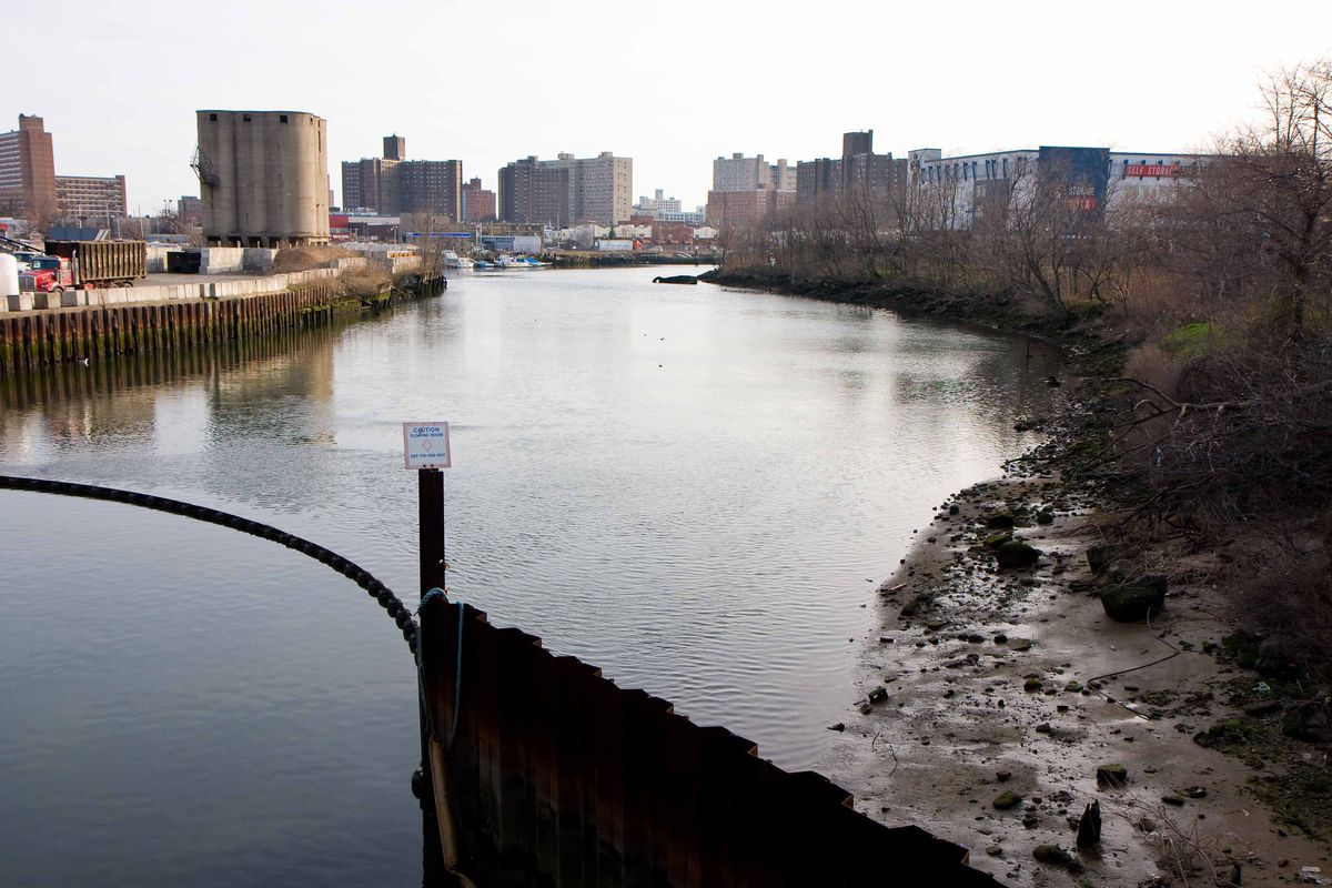 Coney Island Creek Should Be A Superfund Site Locals Say