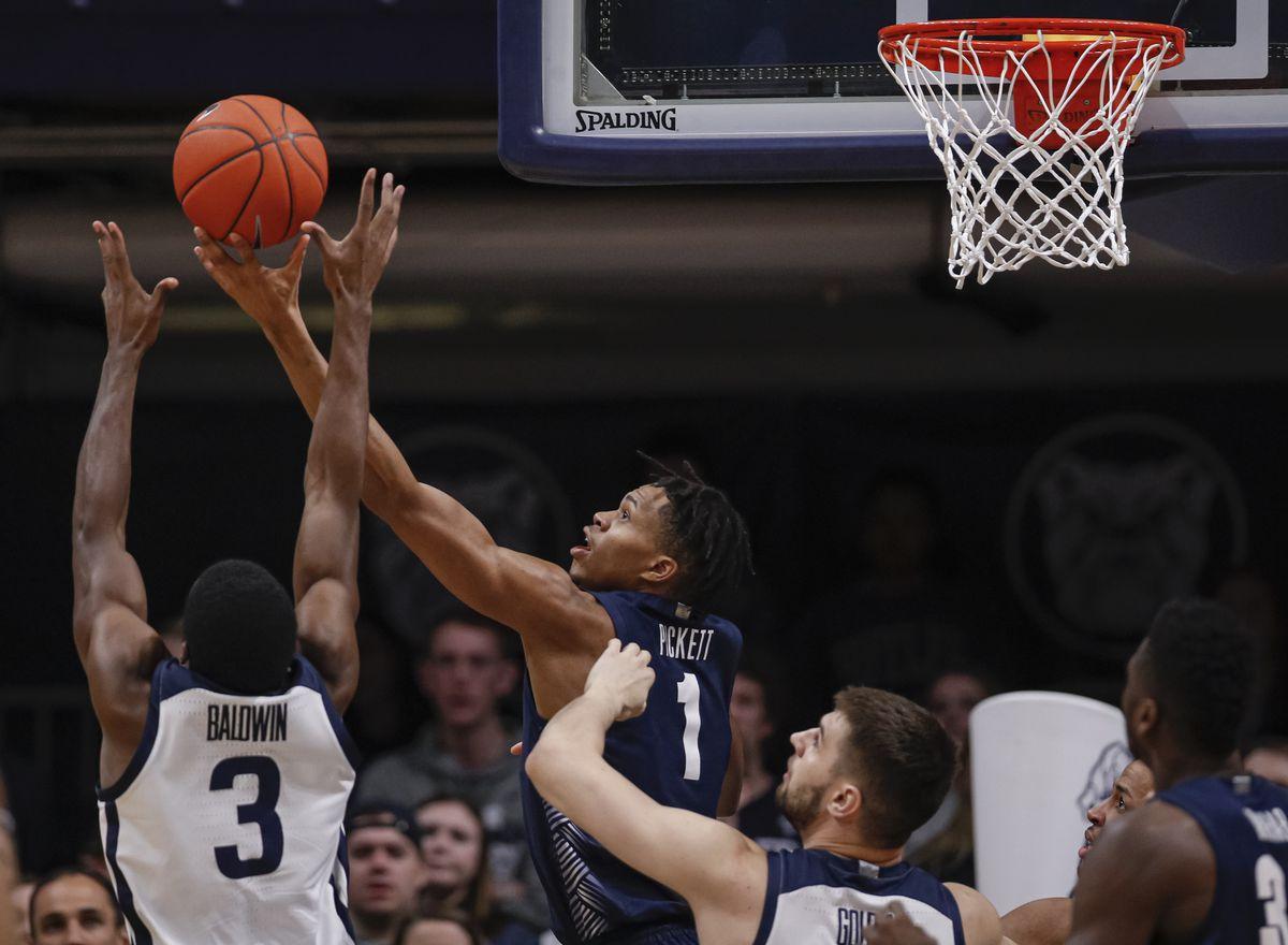 Georgetown v Butler