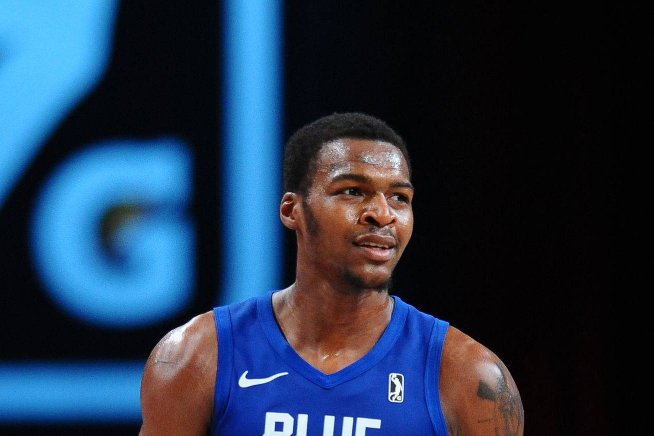 Paul Reed Named Ridiculous Upside's 2021 G League Rookie of the Year