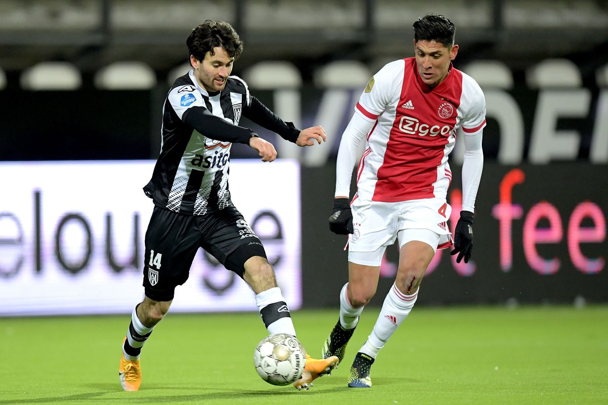 Heracles Almelo v Ajax - Dutch Eredivisie