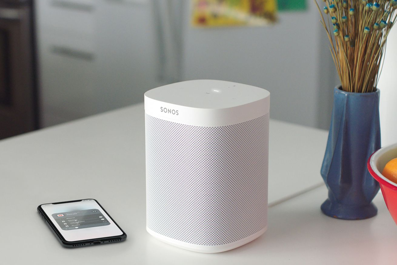 sonos launches airplay 2 support for latest speakers