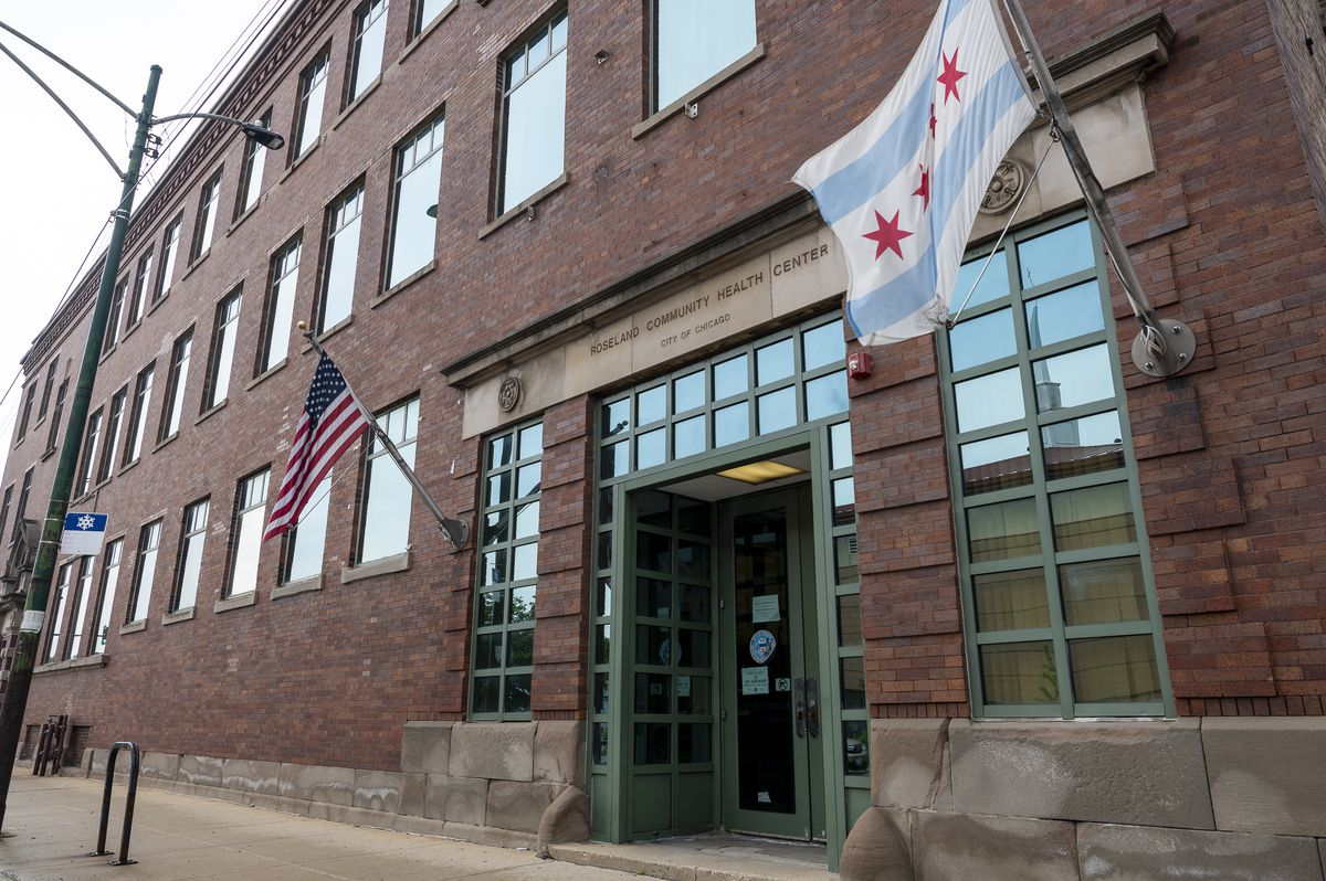 """The Roseland Community Triage Center, at 200 E. 115th St., will serve as an """"alternative drop-off"""" for police and paramedics in a new pilot program meant to divert mental health patients from hospitals and jail."""