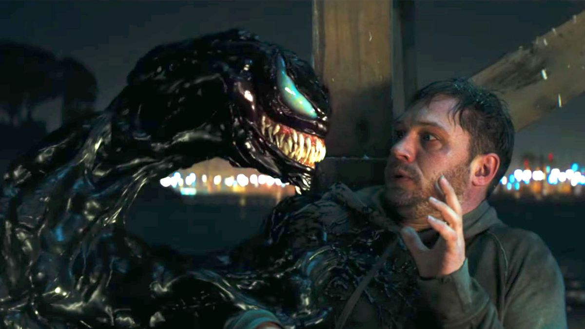 Venom Review Tom Hardy S Dual Performance Warrants A Sequel Polygon