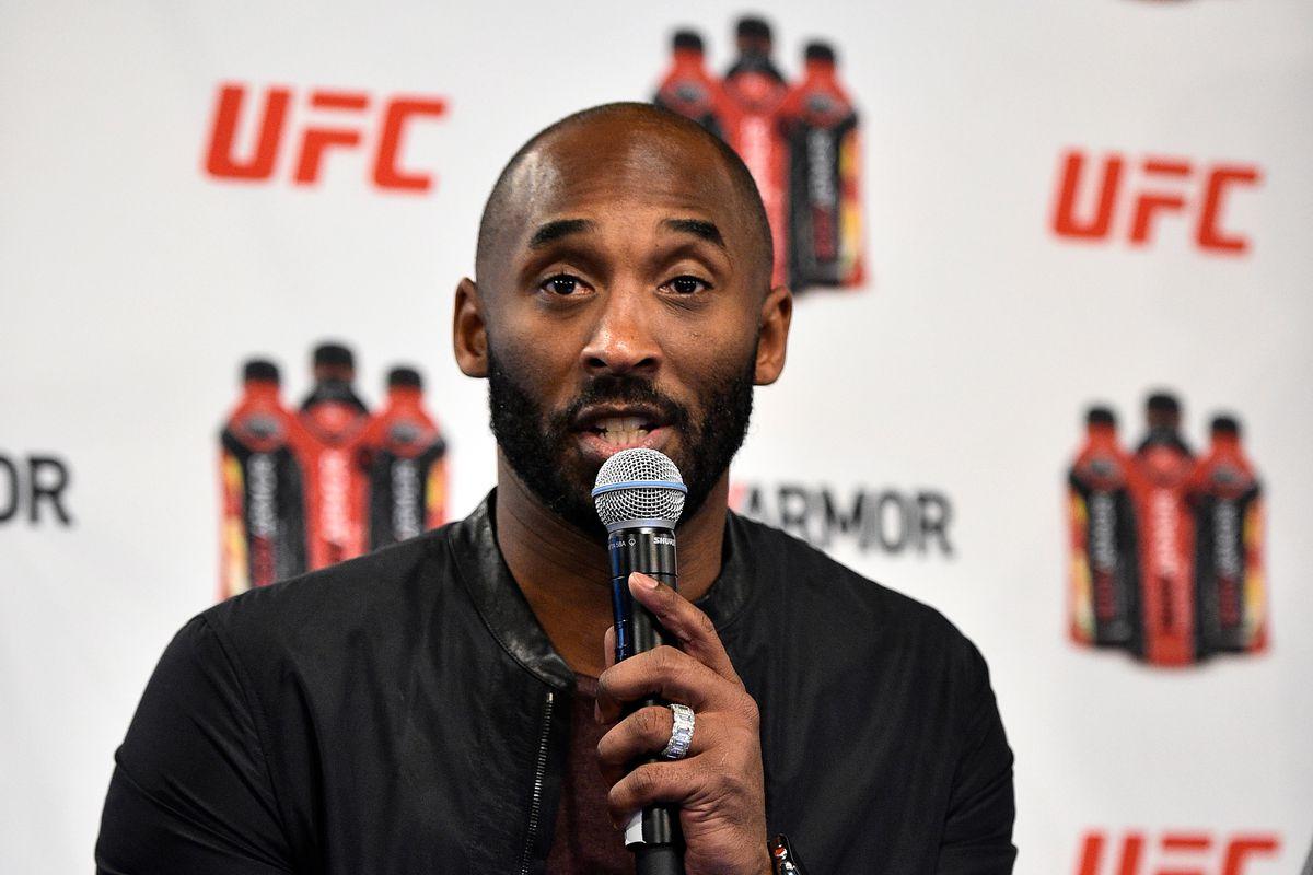 UFC BodyArmor Partnership Unveil