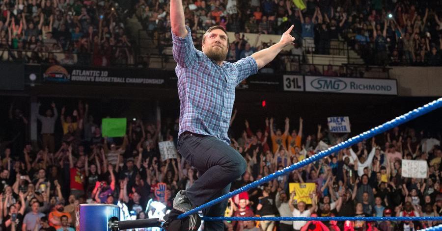 Wrestlemania 34 Daniel Bryans Wwe Comeback Will Make Us Cry