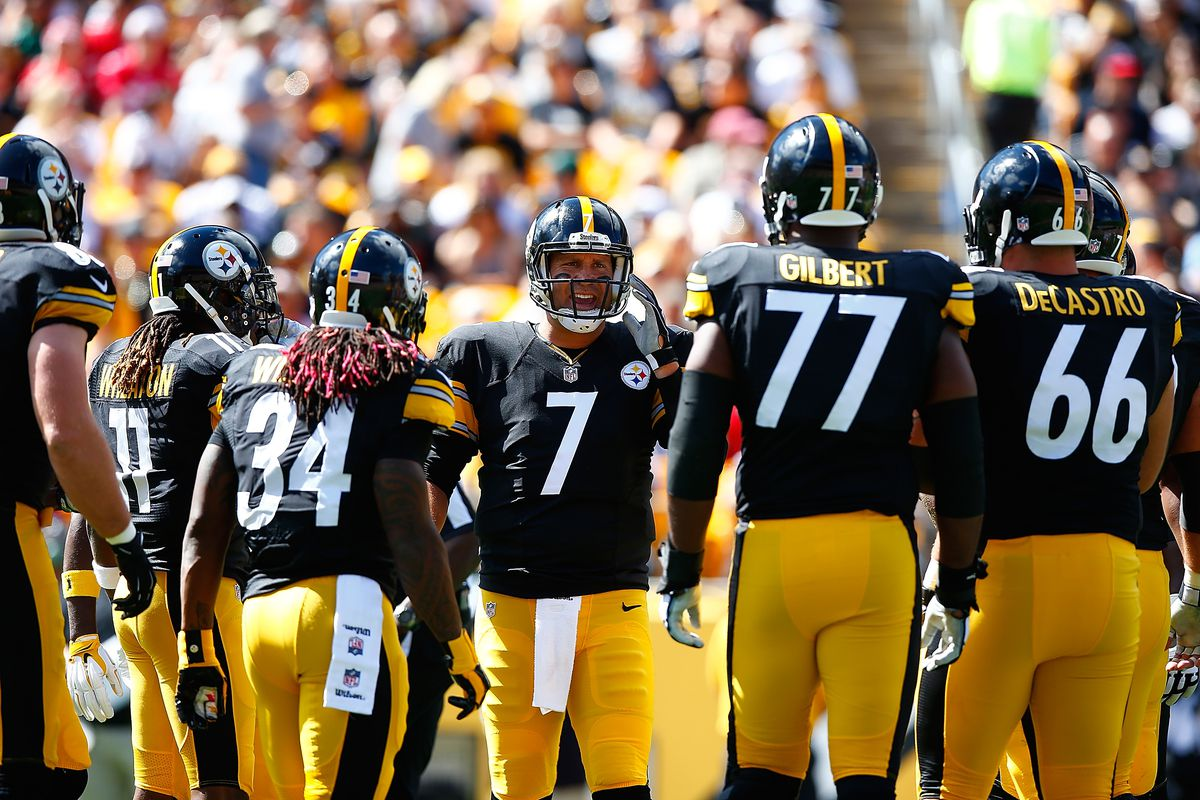 Pittsburgh Steelers talented roster ranked 4th in NFL by ...Steelers Roster