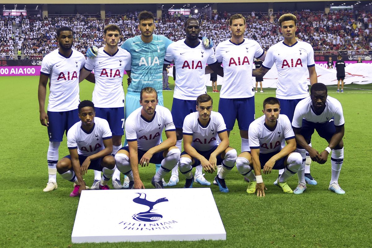 2019 International Champions Cup - Tottenham Hotspur v Manchester United