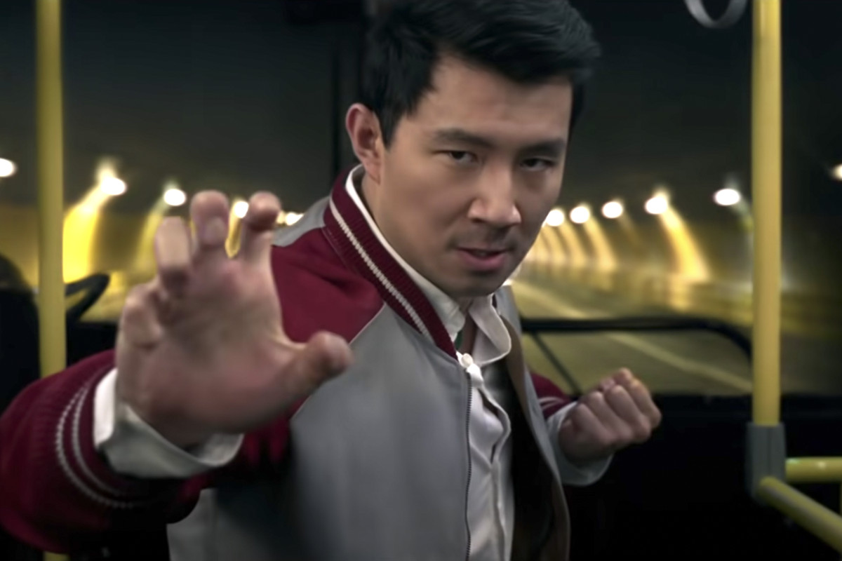 Simu Li squares up as the title character of Marvel's Shang-Chi.