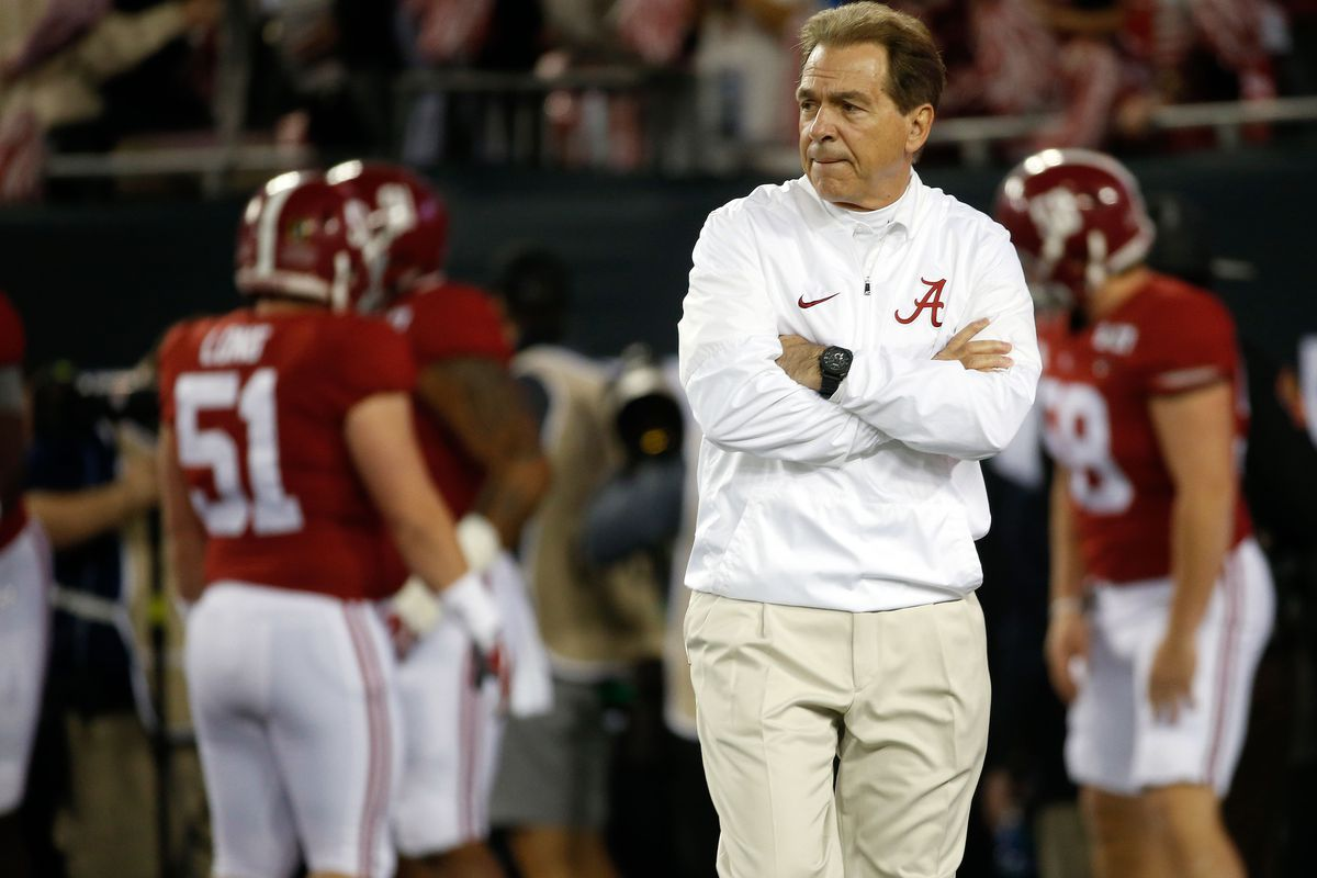 Nick Saban said he expects Florida State to be preseason No. 1